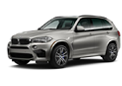 New BMW X5 M in Miami