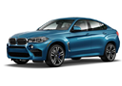 New BMW X6 M in Miami