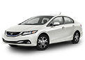 New Honda Civic Hybrid in Miami