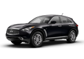 New Infiniti QX70 in Miami