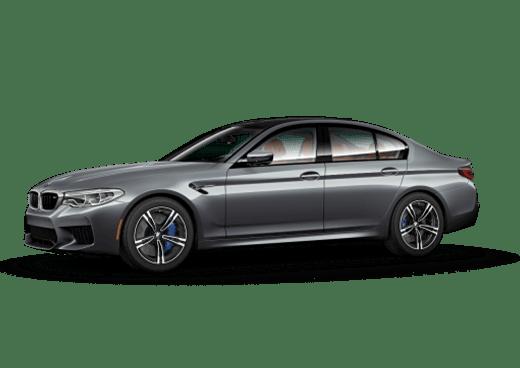 New BMW M5 in Miami